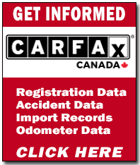 Regal Auctions Carfax Reporting