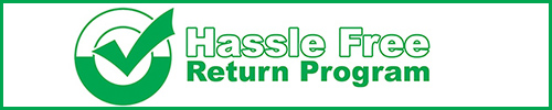 Hassle Free Return Program