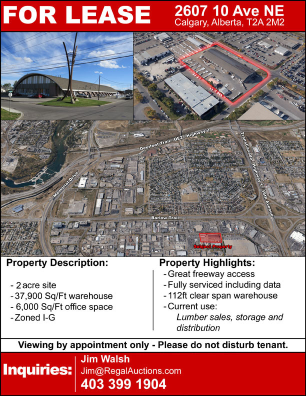 Industrial Lease